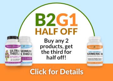 Buy 2 Get 1 Half Off