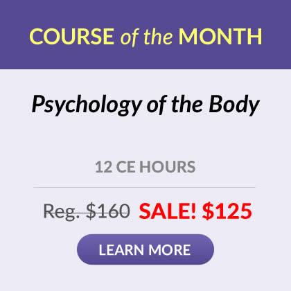 Course of the Month - Psychology of the Body