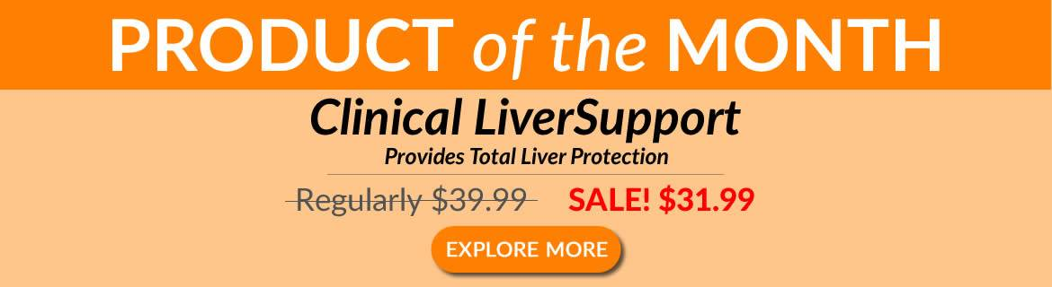 Product of the Month - Clinical LiverSupport