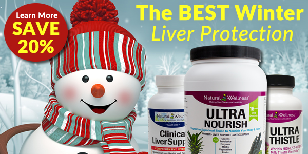 Save 20% on Liver Protection