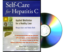 Self-Care for Hepatitis C - Applied Meditation for a Healthy Liver (CD)