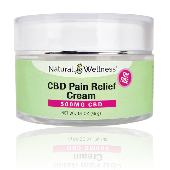 CBD Pain Relief Cream Large
