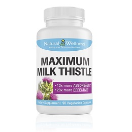 Maximum Milk Thistle - Bottle