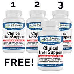 Clinical LiverSupport™ Buy 3 Get 1 Free