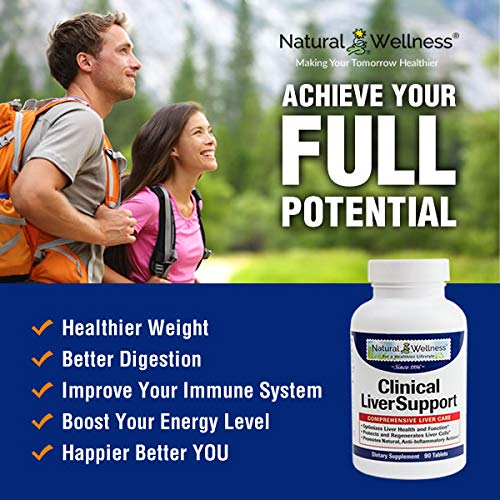 Clinical LiverSupport - Achieve Your Full Potential Large