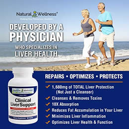 Clinical LiverSupport - Developed by a Physician