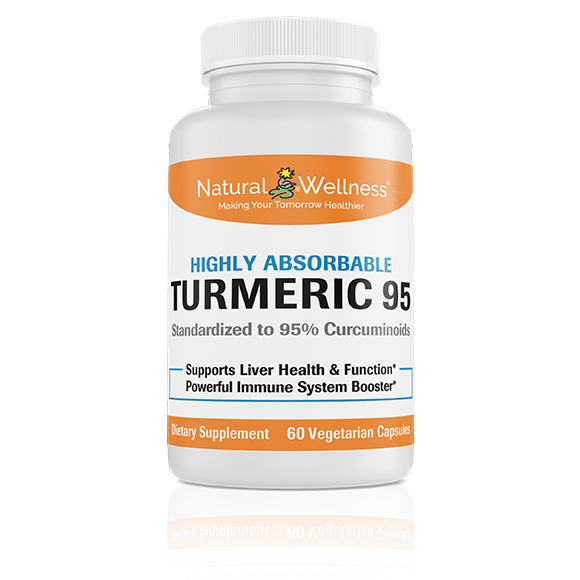 Turmeric 95 - Bottle