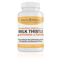 Milk Thistle with Artichoke & Turmeric