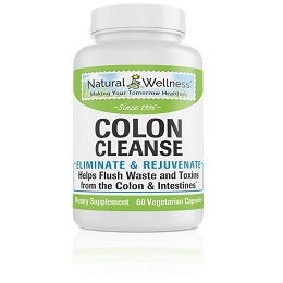 Colon Cleanser - Bottle