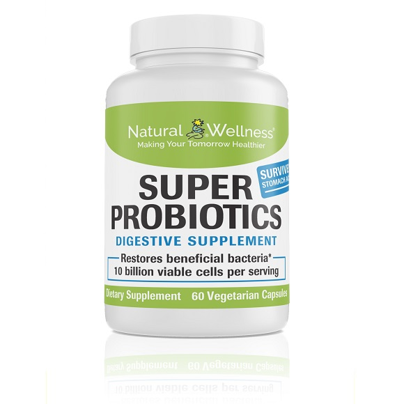 Super Probiotics - Bottle