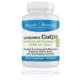 Ubiquinol CoQ10 - Bottle