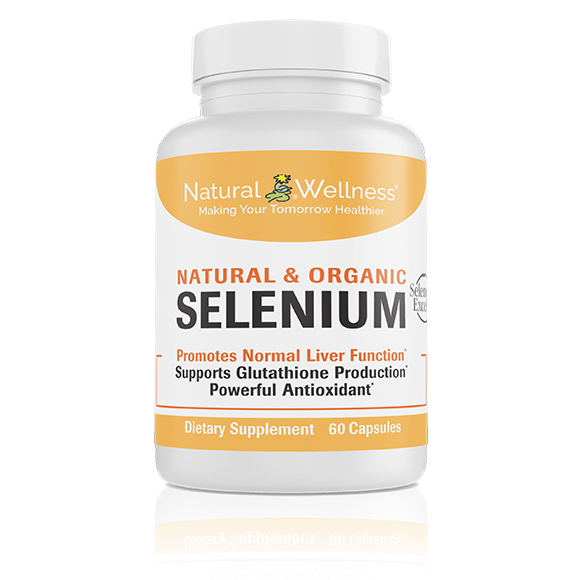 Selenium - Bottle
