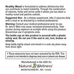 Healthy Mood - Label