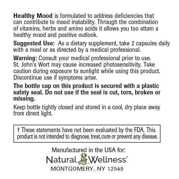 Healthy Mood - Label Large