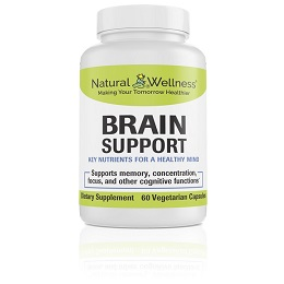 Brain Support - Bottle