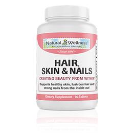 Hair, Skin & Nails - Bottle