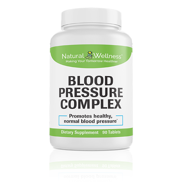 Blood Pressure Complex - Bottle Large