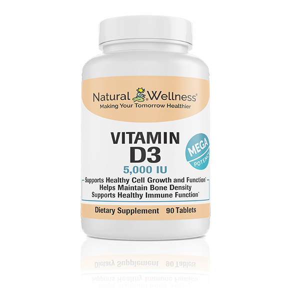 Vitamin D3 - Bottle Large