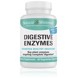 Digestive Enzymes - Bottle