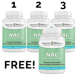 NAC (N-Acetyl L-Cysteine)