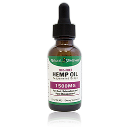 Hemp Oil - 1500MG CBD Isolate