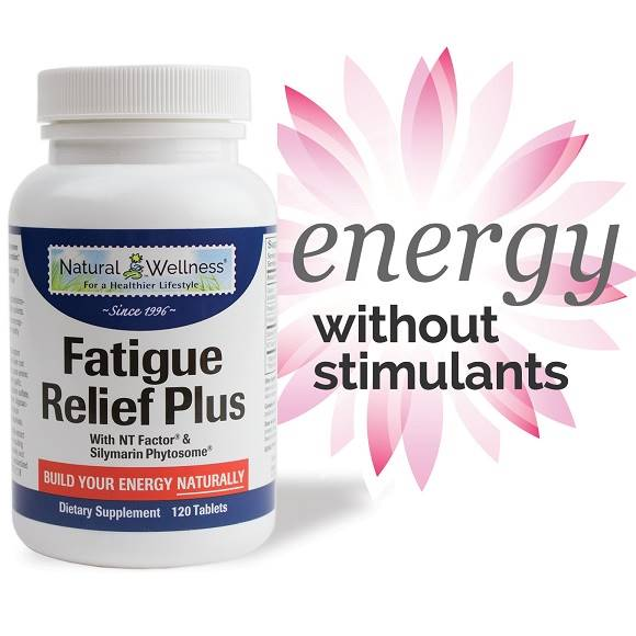 Fatigue Relief Plus - Bottle Large