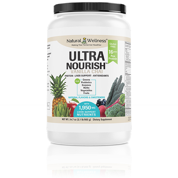 Vanilla Chai UltraNourish - Bottle