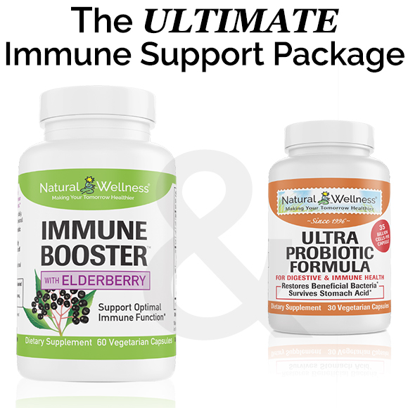 Ultimate Immune Support Package Large
