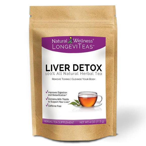 Liver Detox Tea - Package Large