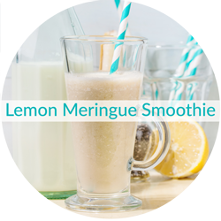 Lemon Meringue UltraNourish Smoothie