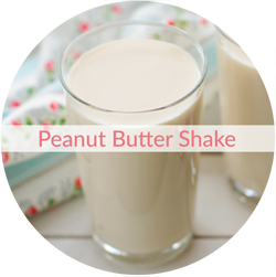 Peanut Butter UltraNourish Shake