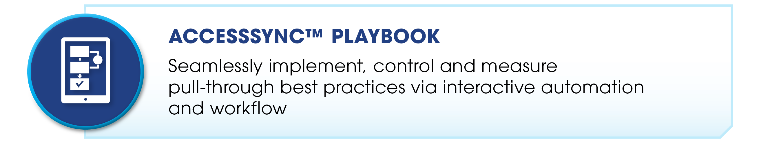 AccessSync Playbook